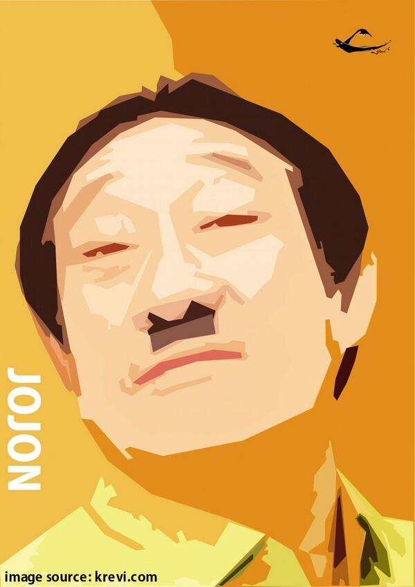 Selamat beristirahat untuk selamanya om Jojon. Terima kasih atas tawa dan canda yang sudah cerahkan Indonesia. :') http://t.co/WN3MjQYwg4