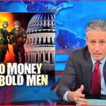 RT @bannerite: MT@Politics_PR100 Jon Stewart Reams Senate for 'F*cking Over Veterans' http://t.co/TTDcSZWKs6 http://t.co/tDDHu9C3N8 #GOPHatesVets
