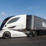 Walmart's fuel-efficient big rig looks like a smushed Corvette http://t.co/BMljnFKfXh http://t.co/1RftANEFl7