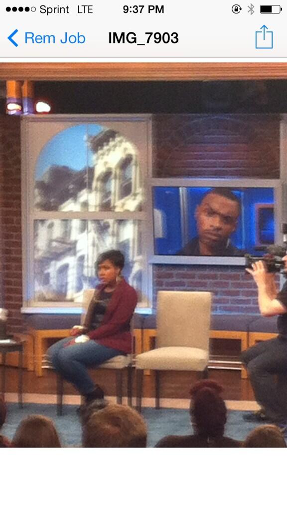 """@TheSaurus831: hahaha so the homie @MrInnuendo_QP is about be on the Maury show tomorrow???"" Yesterday http://t.co/7caECpFQYN"