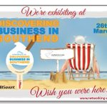 Were exhibiting at DISCOVERING BUSINESS IN SOUTHEND 26th March #DBISevent Wish you were here http://t.co/ij2FeOqwiA http://t.co/QhaEgIhHRu