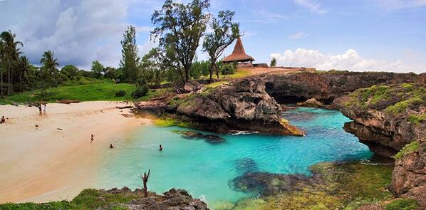 Keindahan Pantai Mandorak Nusa Tenggara Timur - AnekaNews.net