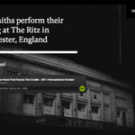Relive the reign of The Smiths with this gorgeous new Spotify timeline http://t.co/644JuZ58hw http://t.co/JjUEmT0Q3N