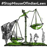 RT @patel_chhagan: Any countrys Democracy depends on its fair Judicial System! #StopMisuseOfIndianLaws http://t.co/ytdlnsvYtL