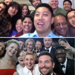 Heres our try at @TheEllenShows #oscars selfie. Best @tdsb math department photo ever #ifonlymyarmwaslonger http://t.co/wxN3kW0jLC