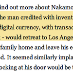RT @nikcub: Newsweek find it 'ludicrous' that Satoshi isn't living like a baller. http://t.co/Kg5obbZUaf