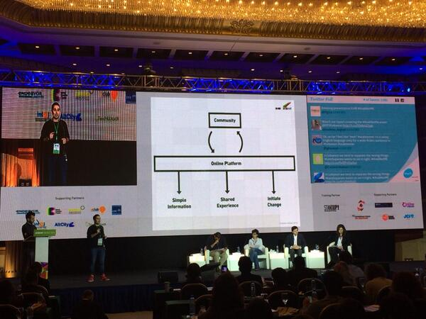 Love the pitch by team KxW at the Creative Combat #ArabNetME - Hope you win!!! #LetsSeparateRight http://t.co/eHQJypYk2o