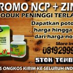 HEBOHHH...! @HerbalAlami_ Jual Peninggi TERLARIS (NCP+ZINC), harga promo+free ongkir. SMS ke 081929992846 / 76654A00 http://t.co/EldE2L7Lo9