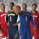 Adidas team uniforms for NCAA Tournament http://t.co/zSu8Ynfn7F