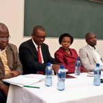 Comrade Amos Masondo, Fighter @AdvDali_Mpofu,  Cititzen @MamphelaR and Democrat @MaimaneAM. #ABASADebate http://t.co/FEOXodF2OU