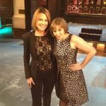 Tomorrow On TODAY @SavannahGuthrie becomes one of the #GIRLS going one-on-one with @lenadunham http://t.co/xVpv18DbMv