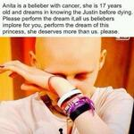 RT @txmptxtion: im not a Belieber but im just trying to help her. Please Justin @justinbieber #JustinMeetAnita http://t.co/cy0hUqp128
