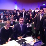 RT @EPPGroup: #Ukraine #Tymoshenko #Klitschko opposition united for #democracy #euromaidan #maidan http://t.co/CcMTKfMYCZ