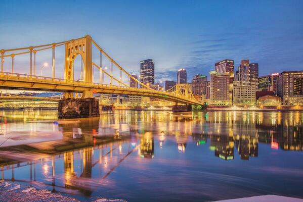 Pittsburgh City Guide  - Cover