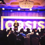 RT @OASIS_Summit: Beautiful & inspiring talk - thanks to @DeepakChopra for his words & insight #OASIS2014