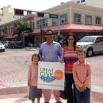 GREAT lunch with @DowntownWPB today. Thank you for supporting #GreatGive. This is why #ILoveWPB http://t.co/5zKoUYD5yq