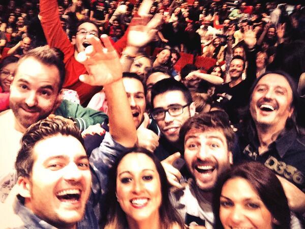El selfie de los Oscar será nada comparado con este de Córdoba. Idea de @Salvador_Raya @40Andaya. Dale retweet! http://t.co/YAKLkJvV2N