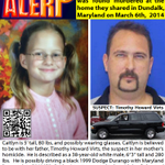 RT @MissingCases: #AmberAlert Caitlyn Marie Virts 11 #Missing after mom found murdered #Dundalk #Maryland #MD https://t.co/GSAXRiSGVm http://t.co/QEvmUhA9yK