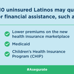If you're Latino and have been going without health insurance, don't miss out: http://t.co/VJx5P3U0a1 #Asegurate