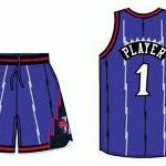 Return of the Raptor: Toronto will wear throwback purple dinosaur jerseys next season http://t.co/Ap0UxSNy6Y
