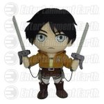 RT @EntEarth: Exclusive! Attack on Titans Eren Yeager 8-inch tall plush! ▸ Order #AttackOnTitan Plush: http://t.co/PRIjPKb1nq / http://t.co/qrsoN6K0Wy