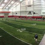 "RT @TMAG1C: Pro day went awesome. ""Dreams come true when you work hard & pray"" #Huskers http://t.co/WCEVaf9MaP"