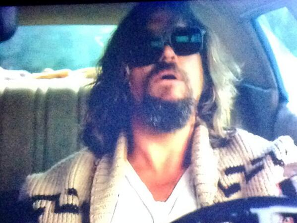Happy 16th Anniversary to the movie that created the religion Dudeism of which I'm a devout follower #thebiglebowski http://t.co/TMY3esBmrd