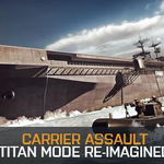 RT @Battlefield: Carrier Assault mode, an homage to the Titan Mode of BF 2142. Learn more: http://t.co/vl06vDx8YD | http://t.co/KYRJWY93Zr