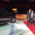 Men Therese Sjögran då?? RT @DetroitRedWings: Look at the new Ram 1500 EcoDiesel that Nick just received thanks... http://t.co/RHJreP46O6