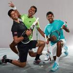 RT @ATPWorldTour: .@DjokerNole & the Indo-Pak Express #Qureshi @rohanbopanna ready to rock at @BNPPARIBASOPEN! #atp #tennis
