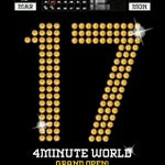 "RT @4M_kkwonsso: 두둥!!!!!!!!! ""@cubeunited: 20140317 #4MINUTE WORLD coming soon #포미닛 #comeback http://t.co/kITsAMCpS3"""