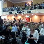 Audience is packing in for Environment State Election Forum! #SaVotes http://t.co/azeVlcLLQd