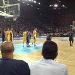 Lovin the Breakers action tonight @nzbreakers http://t.co/y29VlK2GH3