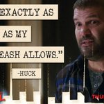 "RT @ScandalABC: ""You hold the leash."" Huck #Scandal http://t.co/CuSi8W7wsa"