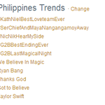 """@teamKATHNIEL: #KathNielBestLoveteamEver #G2BBestEndingEver #G2BLastMagicNight We Belive in Magic Got to Believe ♥ http://t.co/bBnFzvt2YQ"""