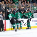 HAT TRICK ALERT: All part of a 5pt night for @DallasStars Tyler Seguin. Watch: http://t.co/oU3xU7MO0N http://t.co/kkBHHxj6Vw
