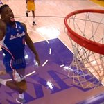 Greatest LAC/LAL image ever. RT @cjzero: DeAndre Jordan goes full MJ on the dunk http://t.co/6yaJH9r5l5