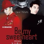 RT @ForvictoRi: taiwan R u ready !!!?? See u tomorrow !its gonna be crazy party  #taiwan @IBGDRGN @Realtaeyang http://t.co/ahJmlILeU4