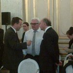 Weimar Triangle in action. Negotiations on #Ukraine in Paris this week. @sikorskiradek @LaurentFabius #Steinmeier http://t.co/I0qGF8BoFN