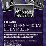 Este Sábado en el Anfiteatro de #Rosario. Mamita Peyote | Evelina Sanzo and the Búhos | Las Taradas (Bs.As.) |Gratis http://t.co/ssryJbCj21