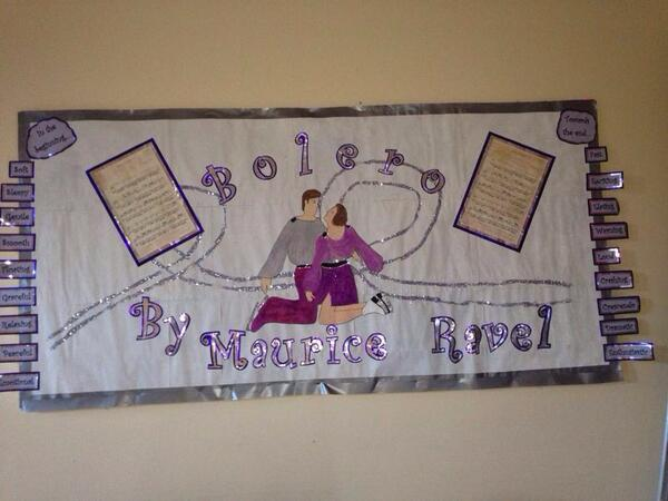 Wow loving the art work from 3C at Shakespeare school, well done miss clarke's class! X @torvillanddean http://t.co/Nm6V9KZL35