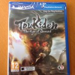 Free Stuff Friday: RT to win a #PSVita copy of #Toukiden before 4PM GMT today! #TKfamily http://t.co/RmatDmFDG1