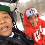 "RT @BJUpdatesPolish: ""Throwback to doing donuts in the snow in Canada with @justinbieber #swervin"" (via kylemassey IG) http://t.co/ufDpmyYik1"