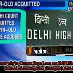 82-year-old AQUITTED by Delhi court! Such Cases make a mockery of the sacred institution! #StopMisuseOfIndianLaws. http://t.co/6sxZIt5khN