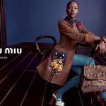 Lupita Nyongo in Miu Miu ad...after the cheers, this is what really matters, getting money in her bank account http://t.co/tHpIIbCvTh