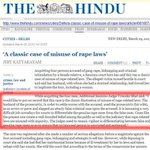 RT @divineyatra: #StopMisuseOfIndianLaws! Judges need to be more VIGILANT to assure that d innocents r not sentenced! http://t.co/22vasFIqbQ @mushu20