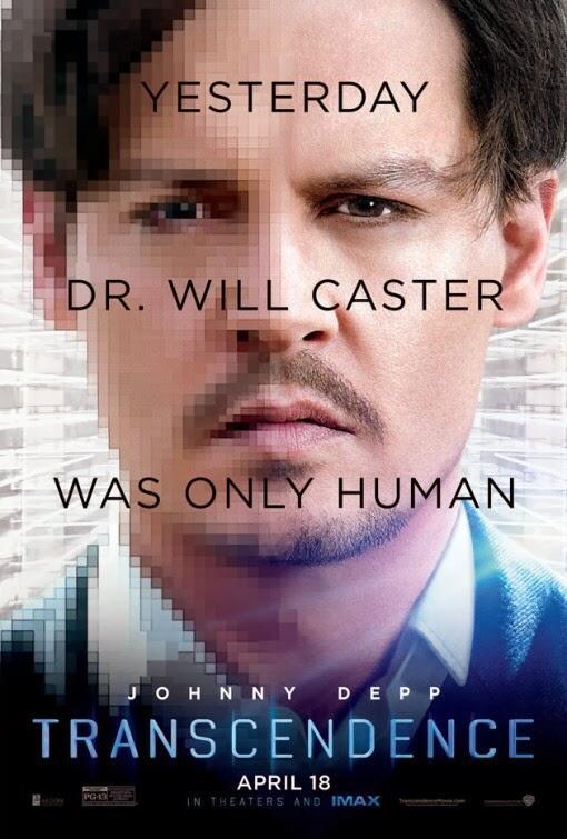 Новый постер фантастического триллера «Превосходство» с Джонни Деппом http://t.co/jUfSU3MZDk