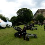 A farewell parade through #Nottingham for 307 Battery Royal Artillery will begin tomorrow, 10am at St Marys Church http://t.co/SUnGRrGZAr