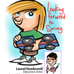 RT @hilaurel: #Edmonton Im looking forward to Spring. Enough already! #yeg #yegart #springbreak http://t.co/49aPhmNVTr