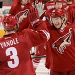 RT @phoenixcoyotes: Last night, the #Coyotes got 2 goals from Vrbata & scored a big 5-2 win over MTL. RECAP http://t.co/c3SCQA3dDu http://t.co/kDdqgxBP4F